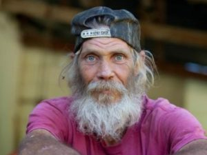 Mitchell Guist, former cast member of Swamp People