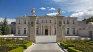 Singer Mariah Carey Mansion