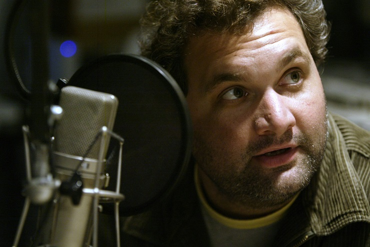 picture of artie lange on the radio