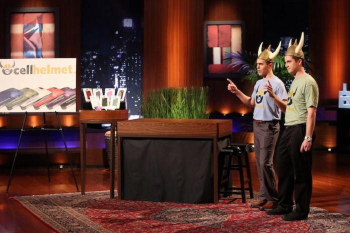 CellHelmet on Shark Tank
