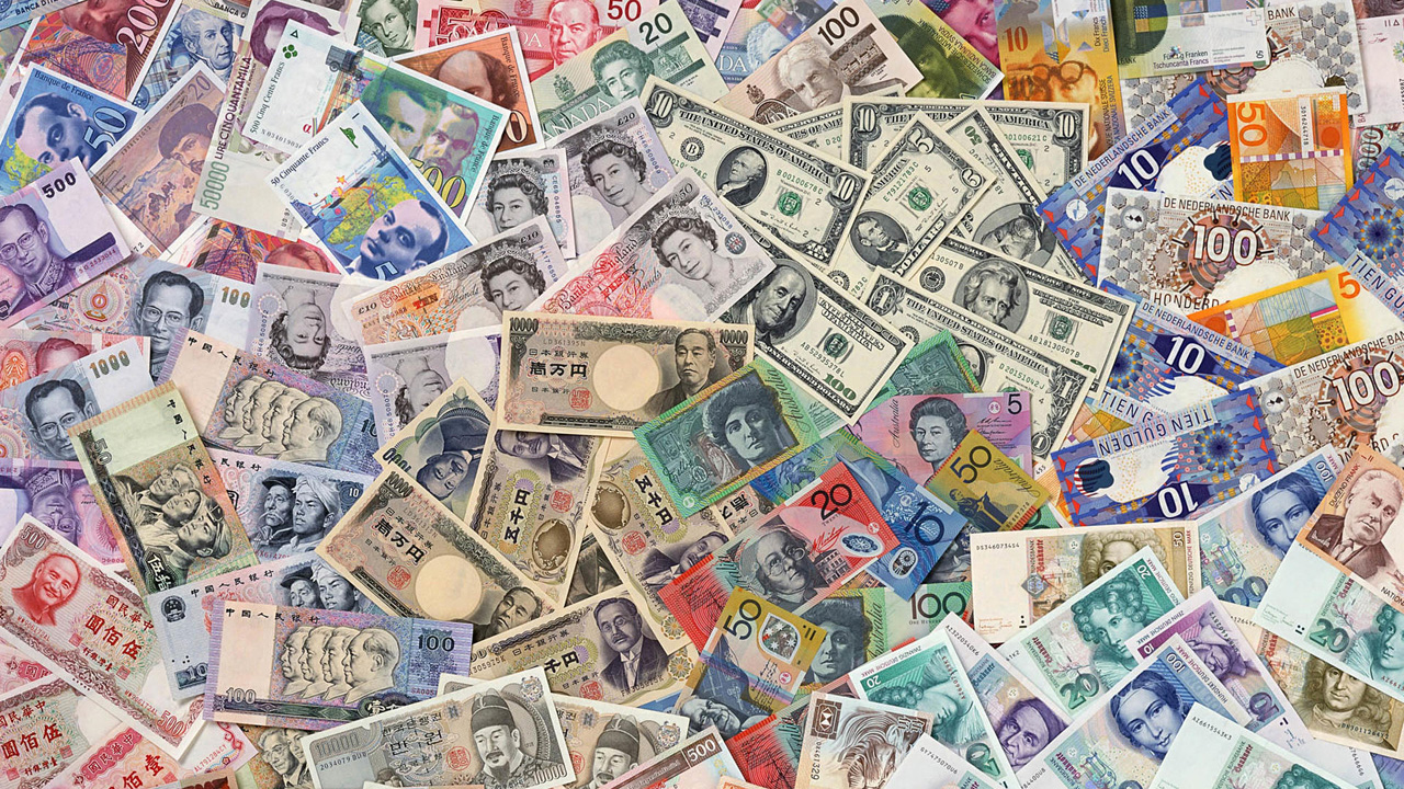 World largest currency