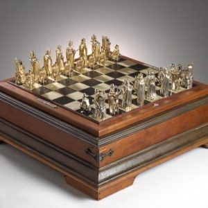 Top ten most expensive chess sets in the world the - Most expensive chess board ...