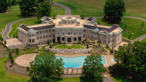Mansion of Millionaire Rick Ross earned from Rap and Hip Hop Music