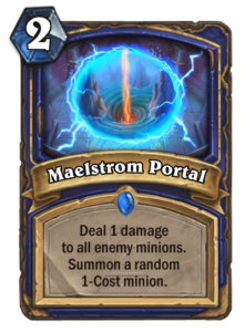 The new Shaman spell