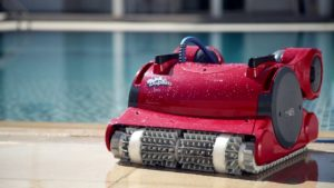 Maytronic Dolphin Edge Robotic Pool Cleaner The