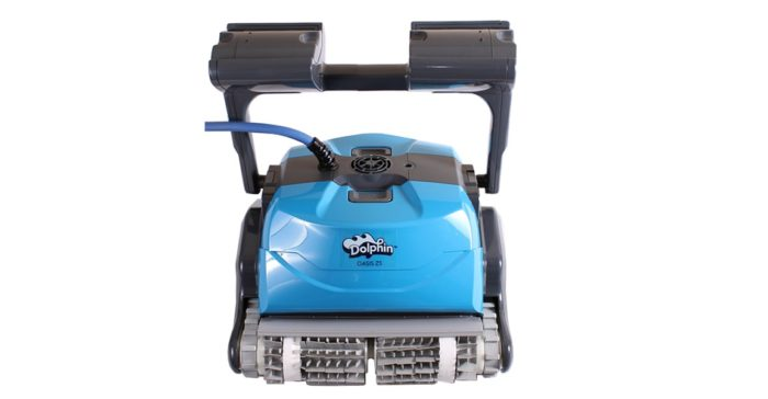 Maytronic Dolphin Oasis Z5 Robotic Pool Cleaner The