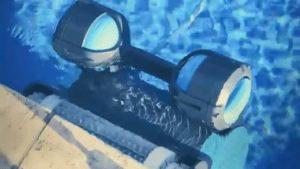 Dolphin Premier In water