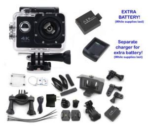 Between the camera quality and number of accessories available, the FullTime option is an incredible value.