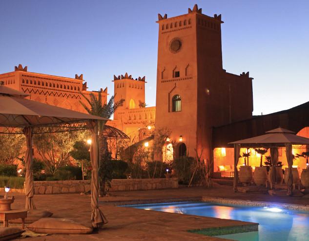 Hotel Ouarzazate Luxe