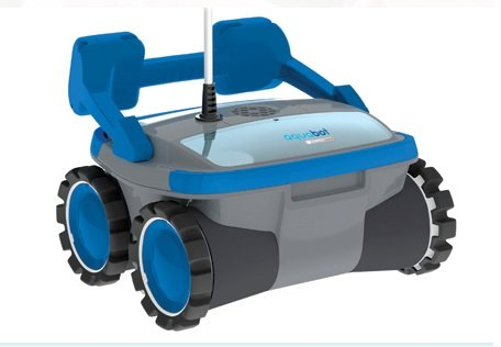 Aquabot rapids 4wd review robotic pool cleaner the for Pool cleaner reviews 2013