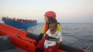 Rescue Team In Italy