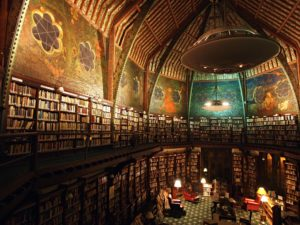 The Oxford Union Library
