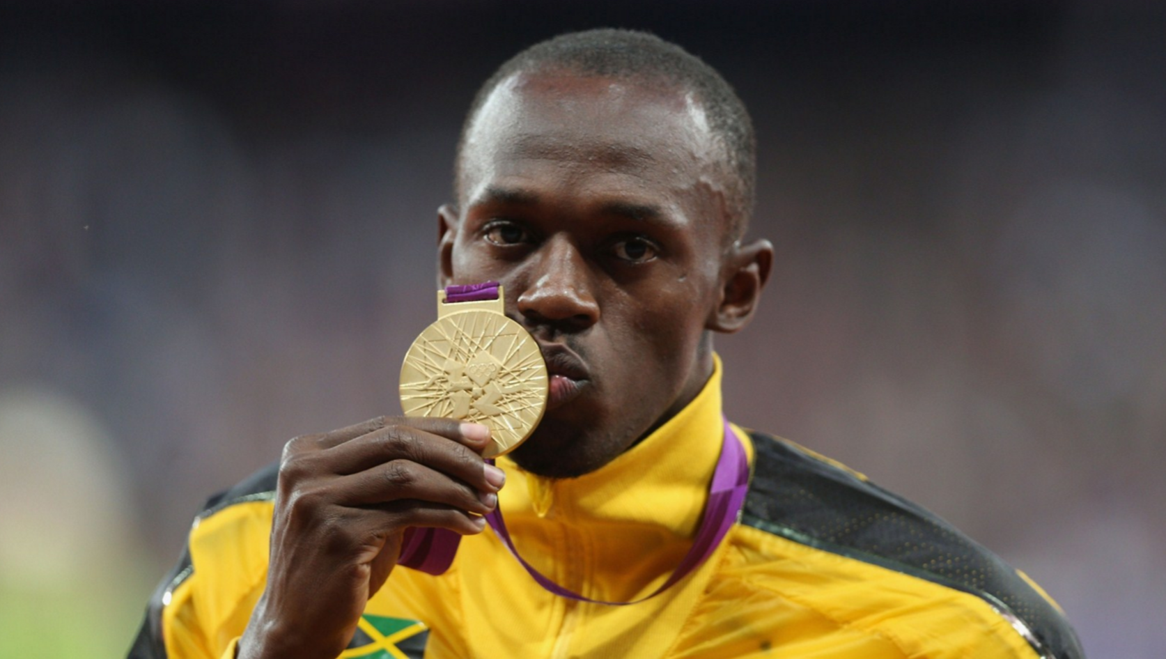 Usain Bolt can't end the greatest show in track yet