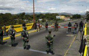 Venezuela - Colombia Border