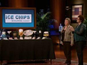 ice chips shark tank