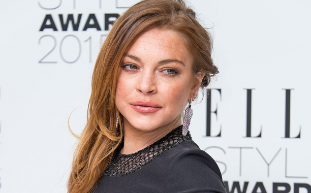 Lindsay Lohan falling for the man who 'saved her'
