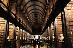 The Long Hall Library, Trinity College, Dublin