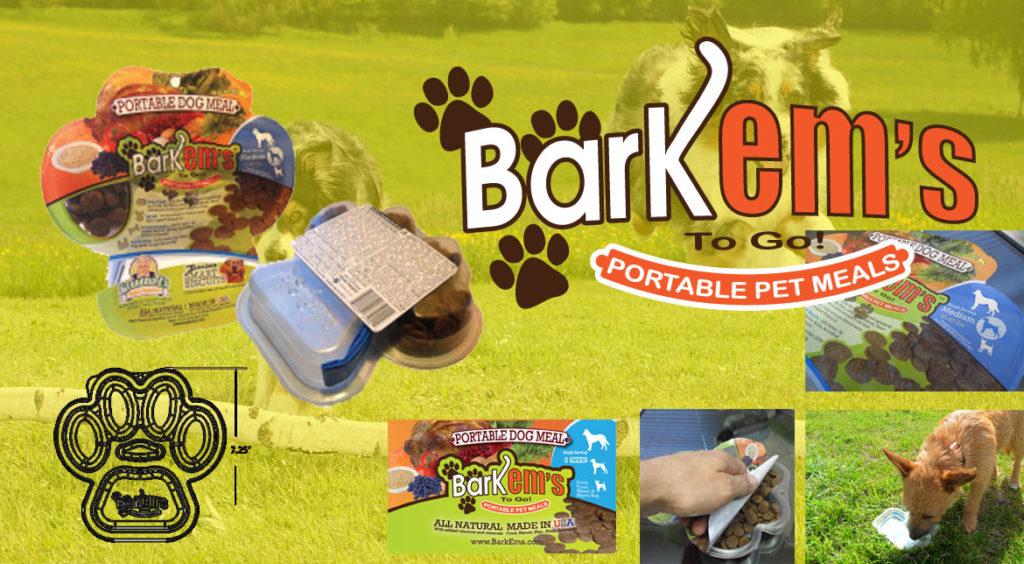 Barkems Dog Food