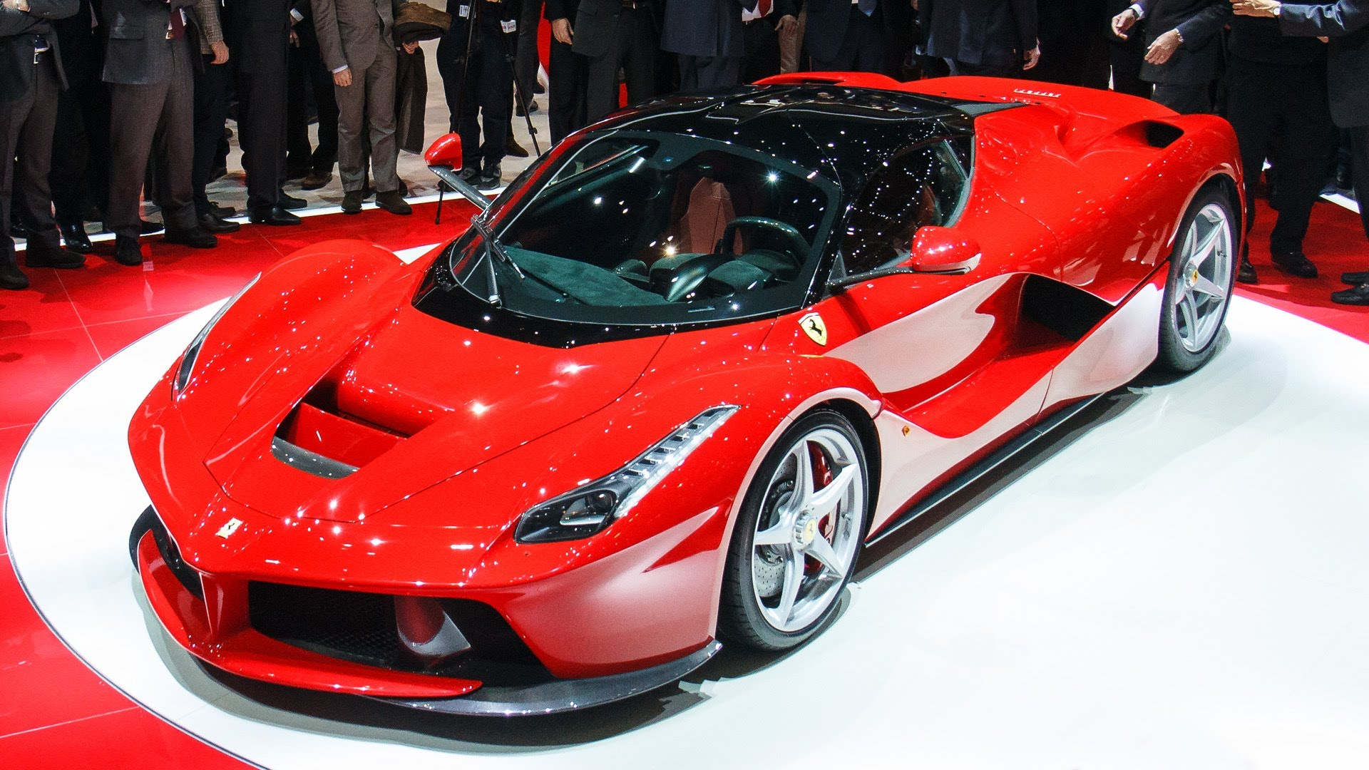 Ferrari Builds One More LaFerrari to Benefit Earthquake Victims