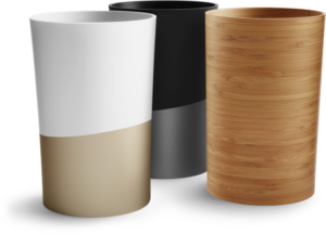 Aside from aiming for stellar performance, the OnHub has multiple shells available for most aesthetic tastes.