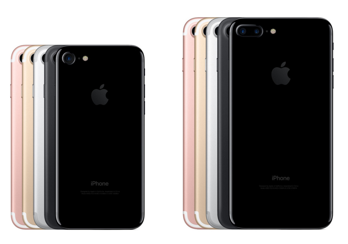 apple announces the iphone 7 and iphone 7 plus gazette. Black Bedroom Furniture Sets. Home Design Ideas