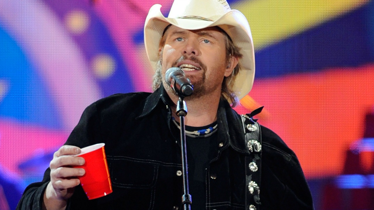 What Happened to Toby Keith - 2018 News and Updates - The ...