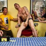 Steve-O 'Enjoying' his time with the Jackass crew