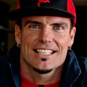Vanilla Ice in the early 2000s