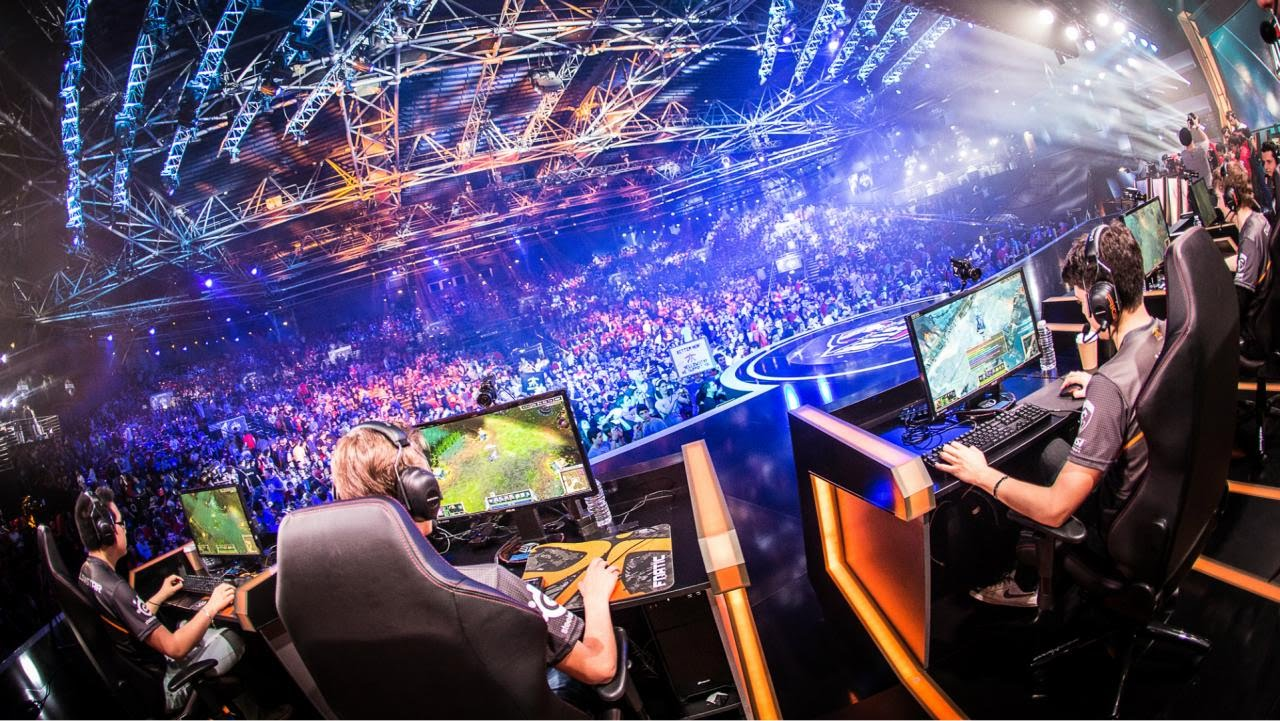 Image result for competitive gaming