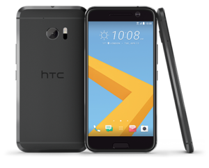 The HTC 10, which contains most of the design for the Google Pixel phones