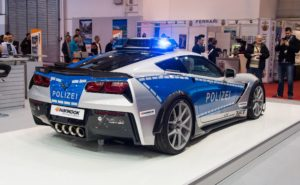 Which Places Use Lambogini S As Police Cars