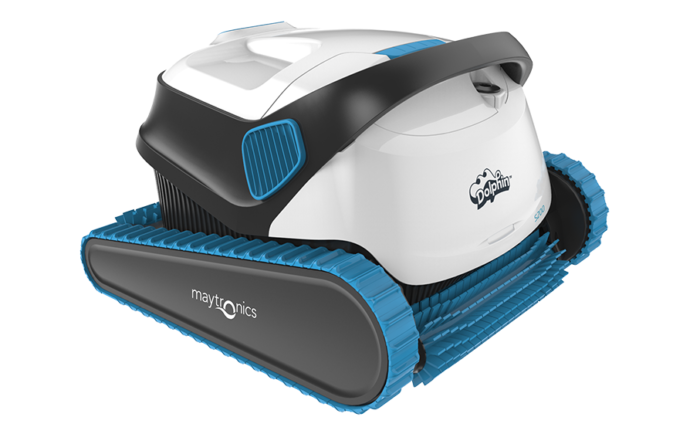 Maytronic Dolphin S 200 Robotic Pool Cleaner Review