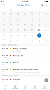 What an email app is doing in this list of calendar apps if you re not