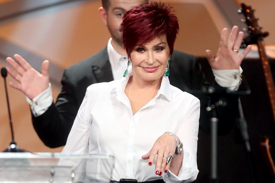 What Happened to Sharon Osbourne