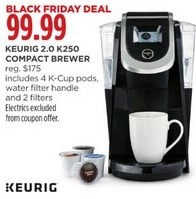 Keurig Coffee Maker At Jcpenney : Black Friday Coffee Makers Deals - The Gazette Review