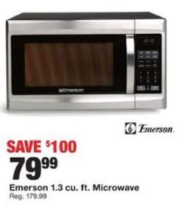 Fred Meyer 2016 Black Friday Microwave Deals