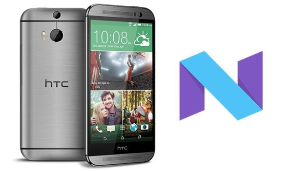 Htc one android version
