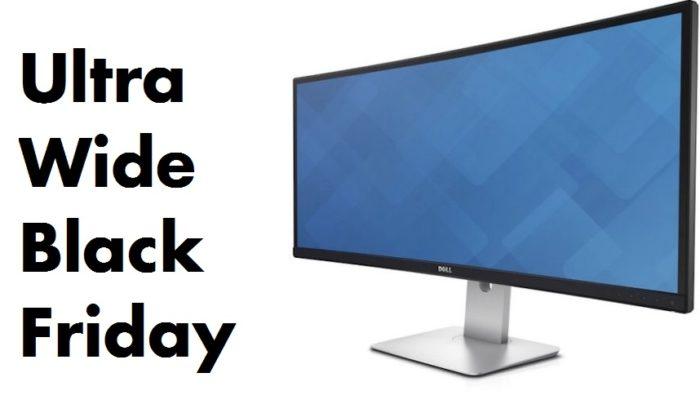 Best Ultra Wide Monitor Deals - Black Friday - Gazette Review