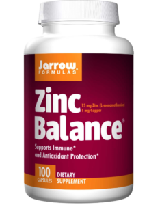 Zinc is said to help with symptoms of PCOS