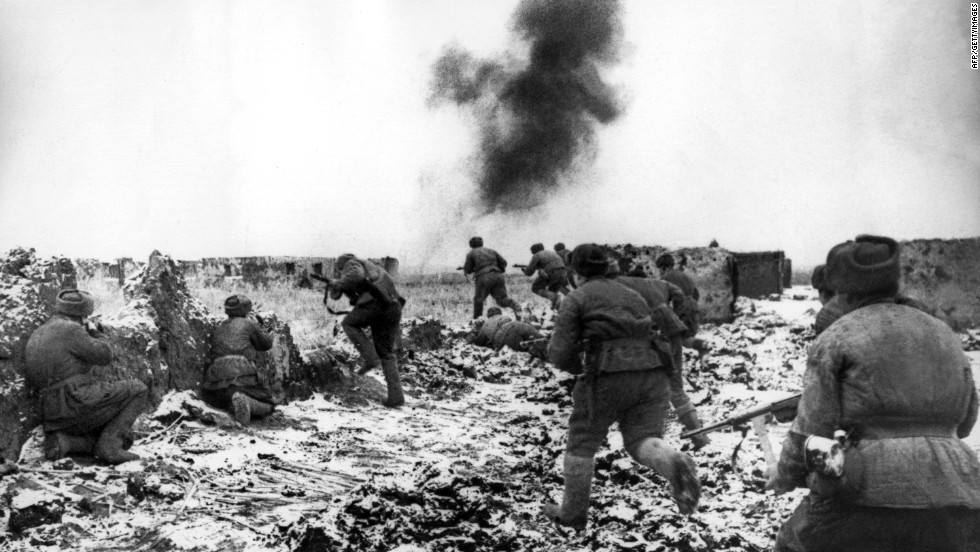 The Top 10 Best War Movies of All Time - Gazette Review