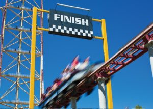 The top top fastest Roller Coasters