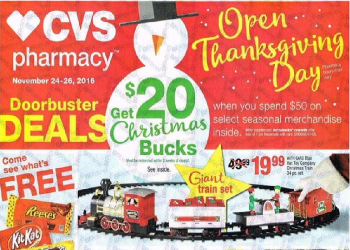 CVS Black Friday Deals 2016 – Full Ad Scan - The Gazette Review