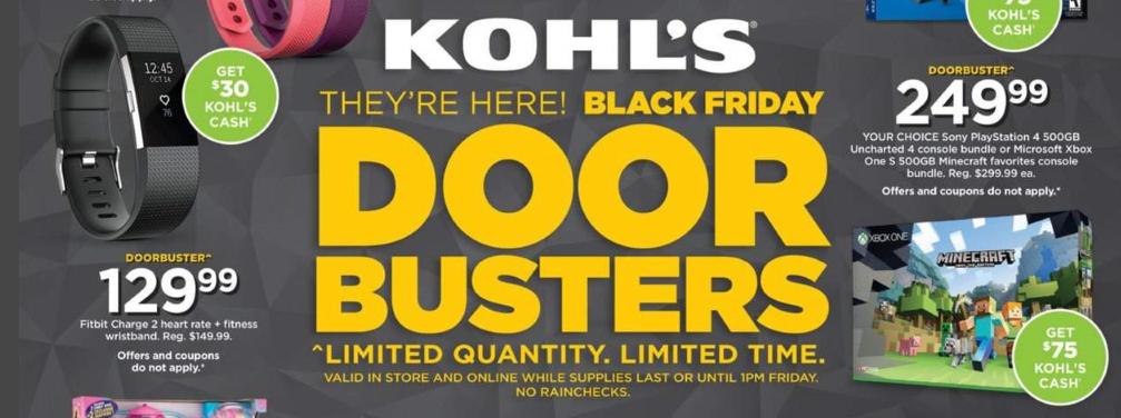 88e01f11bb9 Kohl's Black Friday Deals – Full Ad Scan - Gazette Review