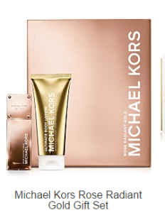 This fragrance is was released in it is an addition to the michael kors gold collection of perfumes. a spicy floral perfume sure to spice up your day.