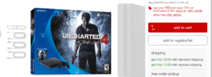 uncharted-4-ps4-bundle-target-cyber-monday