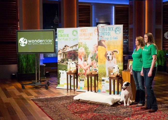 wondercide on shark tank