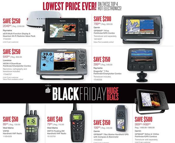 West Marine Black Friday Deals – Full Ad Scan - Gazette Review