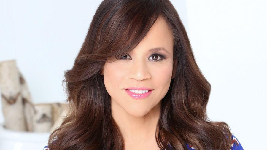 Rosie Perez Rosie Perez Voice