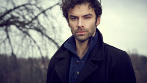 Yet another famous Aidan is Aidan Turner.