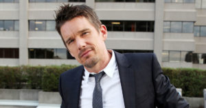 An image of Ethan Hawke.